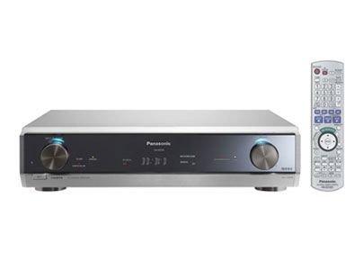 Panasonic SA XR 700 EG S AV-Receiver 7.1 Surround (Upscaling 1080i, HDMI) silber