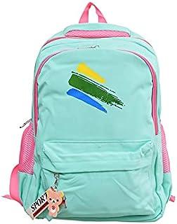 حقيبه ظهر كاجوال يومية BA675 للنساء من سبروكس , فيروزي