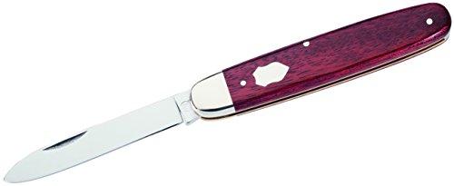 Hartkopf-Solingen Taschenmesser mit Rotholz-Schalen, Mehrfarbig, One Size