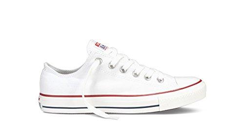 Converse Chuck Taylor all Star M7652 Bianco (43 EU)