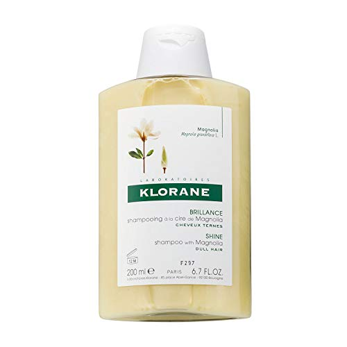 Klorane - Champú a la Cera de Magnolia 200 ml (3282770106343)