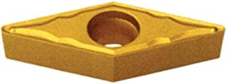 Molded Chipbreaker Cobra Carbide 40149 Solid Carbide Turning Insert CM02 Grade 3//16 Thick 1//64 Radius CCMT 431 CCMT Style Multilayer Coated Pack of 10