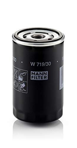 Originaler MANN Ölfilter für den Ölwechsel beim VW Passat B4