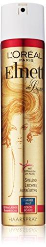 L\'Oréal Paris Elnett de Luxe - Haarspray coloriertes, getöntes Haar