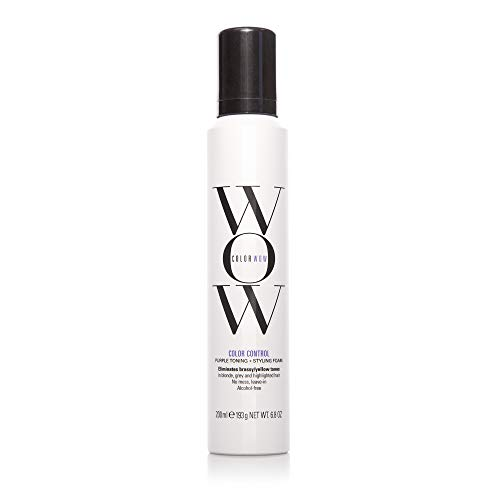 COLOR WOW Color Control Toning + Styling Foam