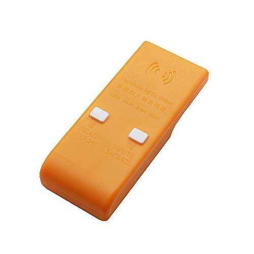 Janhiny Handheld RFID 125/250/375 / 500KHz EM4305 T5577 Ausweiskarten Key Tag Writer Kopierer Duplizierer Programmierer Beschreibbarer Leser