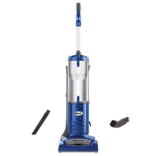 Shark NV46 Navigator Swivel Plus Upright Vacuum, Large Blue(Renewed)
