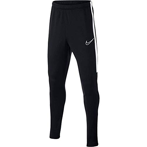 Nike B NK Dry Academy - Pantaloni da calcio da bambino, colore: nero/bianco Bianco/nero/bianco s