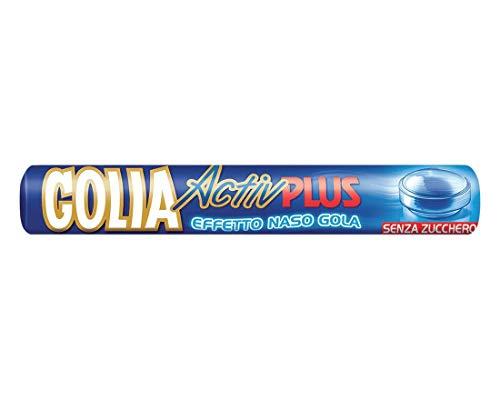Perfetti Golia Activ Plus Süßigkeiten frisch Geschmack Bonbon Lollies 46g