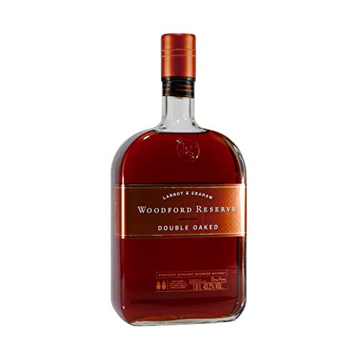 Woodford Reserve, Double Oaked, 1,00 Liter