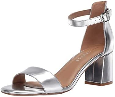 Aerosoles Women's ELBA Heeled Sandal, Black Leather