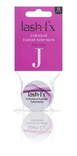 Lash FX J Curl X - Pestañas gruesas (0,20 x 10 mm, 22 g)