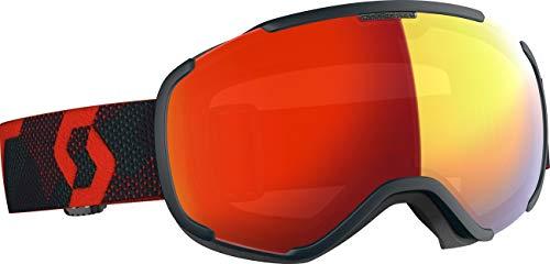 Scott Faze II LS Skibrille blau Einheitsgröße