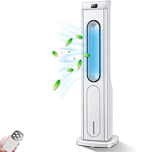 cx-kzw Vibrierender Turmventilator Silent Blasigess Air Cooler/Luftbefeuchter/Reiniger, 3,5-Liter-Wassertank, Büro-Familienzimmer Mit Schule Im Freien Kühlschrank