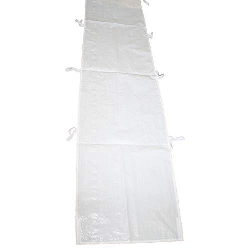 KMH®, Regenrinne/Verbindungsrinne für Festzelt 6m Kantenlänge (#302012)