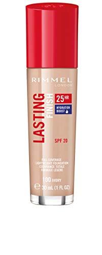 Rimmel London Lasting Finish 25 Hour Foundation, 30ml