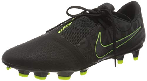 Nike Herren Phantom Venom Pro FG Fußballschuh, Black/Black-Volt, 44 EU
