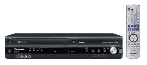 Panasonic DMR-ES 35 VEGK DVD VHS Recorder Farbe schwarz
