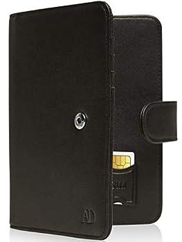 Passport Holder Cover Wallet RFID Blocking - Handmade Leather Passport Case Travel Document Organizer For Men & Women
