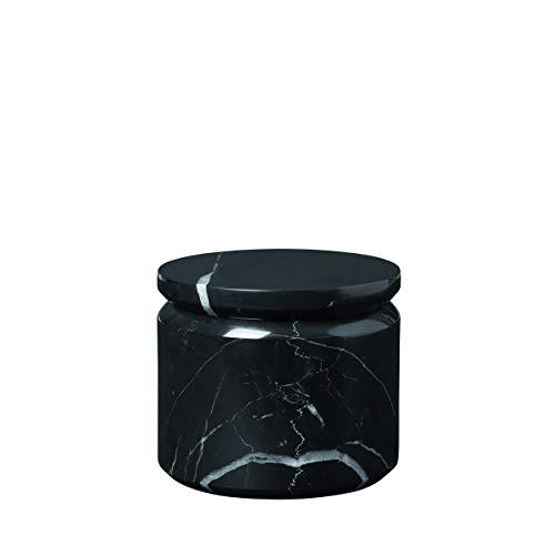 Blomus Aufbewahrungsdose-65995 Marmor Aufbewahrungsdose, Schwarz, One Size