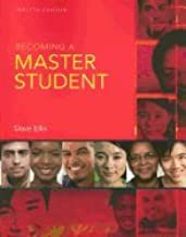 Becoming a Master Student 12TH EDITION