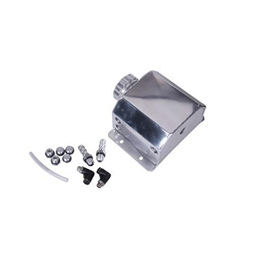 #N/a Refrigerante de Aluminio Universal Refrigerante Desbordamiento Depósito de Agua