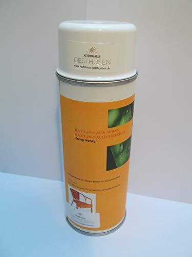 Pflege Rattanpflege,Rattanlack,Aufarbeitung Schutz, Honigton - transparent von Korbhaus Gesthüsen
