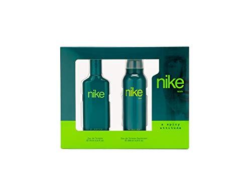 Nike Man A Spicy Attitude, Eau de Toilette 75 ml + Deo 200 ml