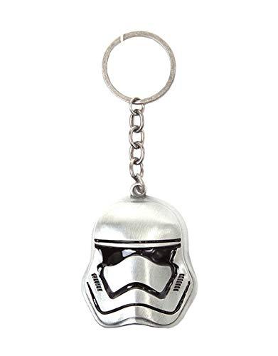 Star Wars - 3D Stormtrooper Metalen Sleutelhanger