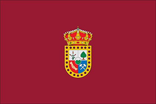 magFlags Bandera Large Municipio de Buenache de la Sierra Castilla-La Mancha | Bandera Paisaje | 1.35m² | 90x150cm