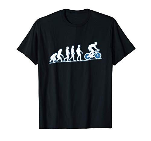 Evolución Ciclo Bicicleta Bicicleta Ciclista MTB BMX Regalo Camiseta