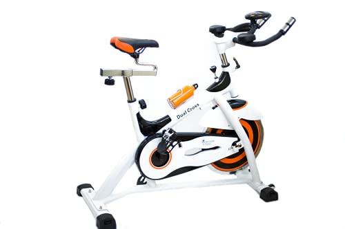 Astan Hogar Bicicleta De Spinning Evolution Dual Cross Ciccly Ah-Ft2040,