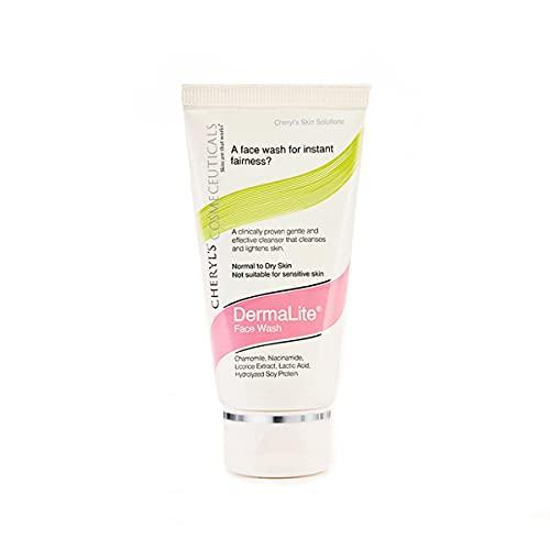 Cheryl's Cosmeceuticals Dermalite Face Wash – For Fairer Skin