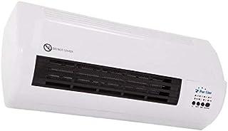 PURLINE HOTI M50 Calefactor cerámico Split de Pared 1000W / 2000W con Mando a Distancia y termostato Regulable