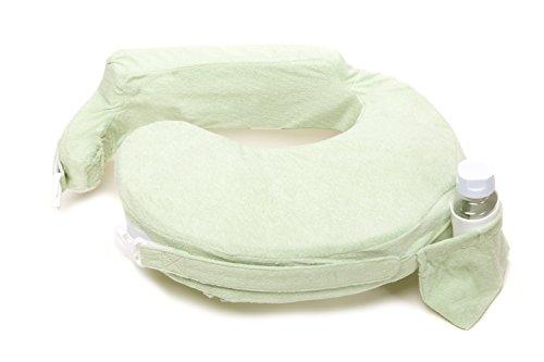 Zenoff Products My Brest Friend Nursing Pillow Deluxe Slipcover, Light Green