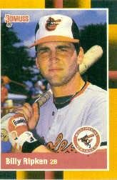 1988 Donruss Baseball's Best #254 Billy Ripken Near Mint/Mint