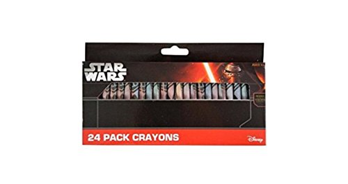 Kole Imports HG901 Star Wars Crayons Set