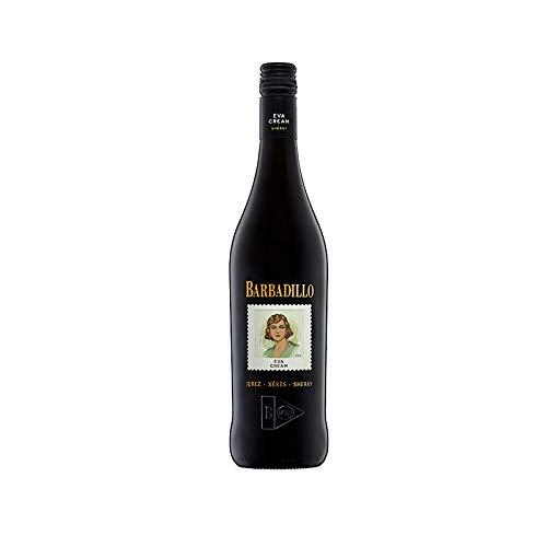 Süßer Wein Eva Cream von 75 cl - D.O. Jerez - Bodegas Barbadillo (1 Flasche)