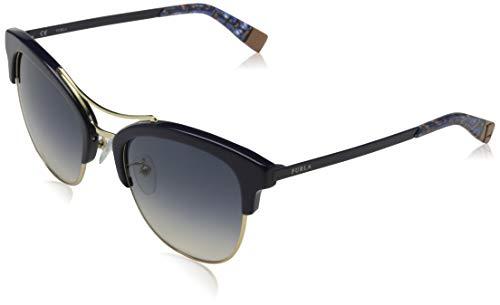 Furla Damen SFU138 Sonnenbrille, 03GR, 53