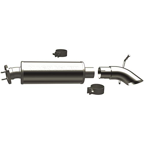 MagnaFlow 17122 Large Stainless Steel Performance Exhaust System Kit