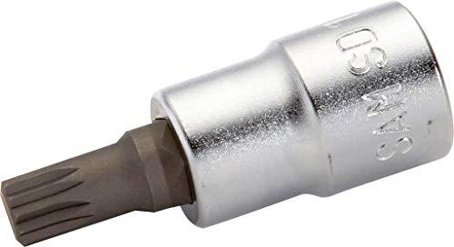 SAM Outillage NST-20 Douille tournevis 1//2 /à chocs longue torx taille t20 Noir