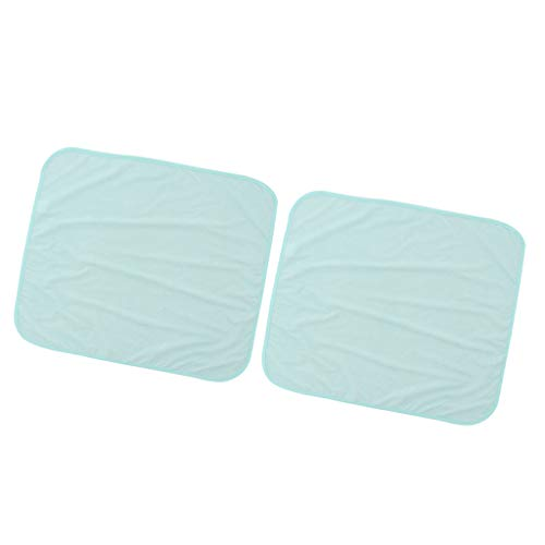 lahomia 2 Pack Quality Bed Pads Underpad Mattress Protector Sheet Strong Absorbent