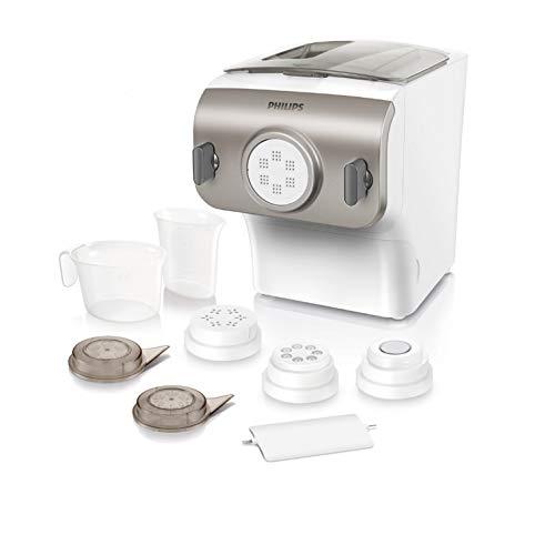 Philips HR2355/09 - Máquinas para hacer pasta, 200 W, color blanco y gris