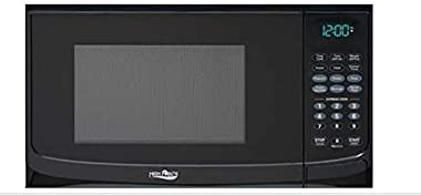 RV Microwave - High Point - 1.0 Cu Ft. - Black