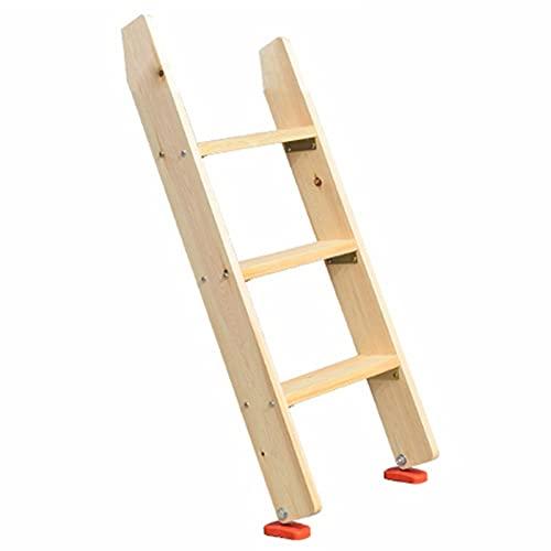 Escalera Cama Litera Escalera de Litera de 3 Escalones / 4 Escalones / 5 Escalones para Personas de Trabajo Pesado, Escaleras...