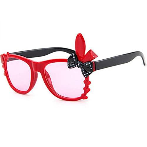 KFYOUXIN Gafas de sol para niños Pilot Niños Gafas de sol Pilot Baby Gafas de sol 100% protección UV