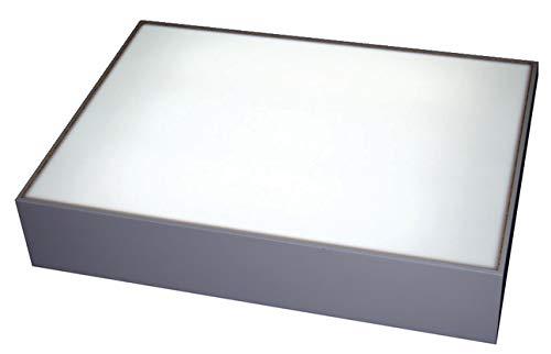 Sax Inovart Lumina Light Box, 18 x 24 Inches, Gray - 1295216