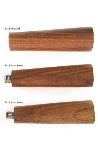 Handmade Wood Handle for Lever or Portafilter - La Pavoni Espresso Machines