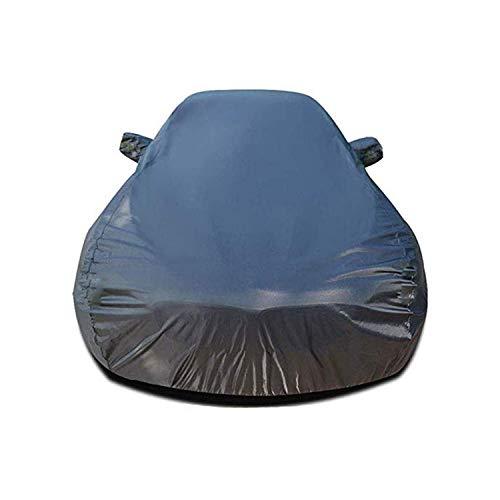 Autoabdeckung Vollgarage Auto Abdeckplane Mercedes-Benz SL 300 350 400 500, Heavy Duty Scratch Proof Durable Car-Cover, Wasserdichte Regen Staub resistent Autos Innen Außen ( Color : Black )