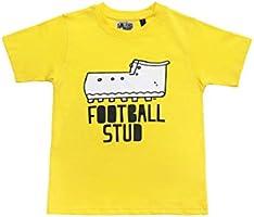 Save 20% on kids football t-shirts